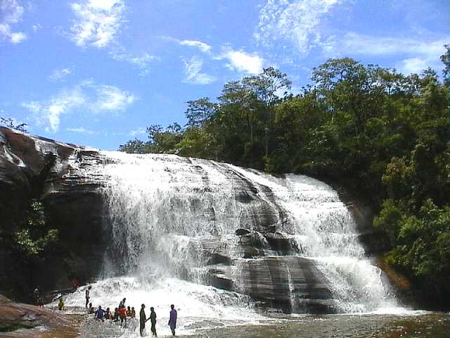 Jed si waterfall